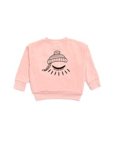 Kenzo Sweatshirt Pembe